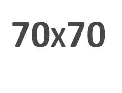 Подушки 70х70