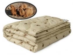 Одеяло из верблюжьей шерсти