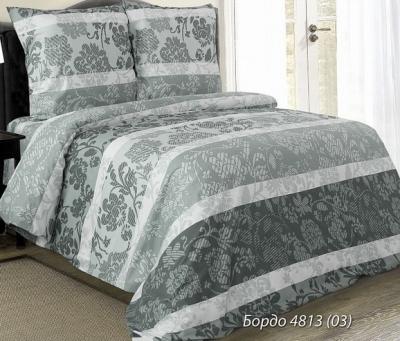 Постельное белье «Бордо 4813(03)». Ткань ТМ «Блакит»