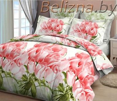Двуспальное постельное белье «Коллекционные розы»