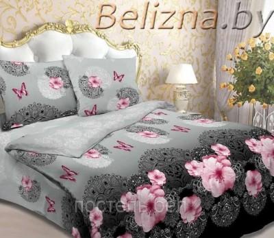 Двуспальное постельное белье «Царица ночи»
