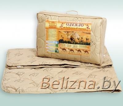 Полуторное одеяло из верблюжьей шерсти Nesaden 140х205