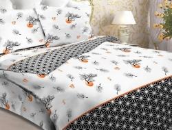 Двуспальное постельное белье «3867»