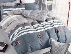 Двуспальное постельное белье из поплина-премиум «5-17»