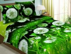 Двуспальное постельное белье «Одуванчик»