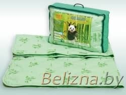 Полуторное бамбуковое одеяло Nesaden 140х205