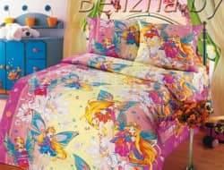 Детское постельное белье «Феи»
