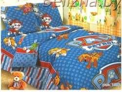 Детское постельное белье «Щенячий патруль»