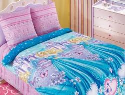 Детское постельное белье из бязи «Золушка»