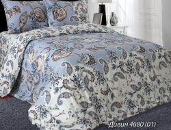 Двуспальное постельное белье «Дивин»