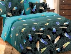 Семейное постельное белье ДУЭТ из бязи «Дуновение»