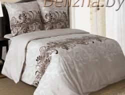 Двуспальное постельное белье «Трюфель»