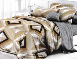 Двуспальное постельное белье из поплина «3391»