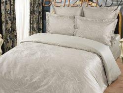Двуспальное постельное белье из сатин-жаккарда «44»