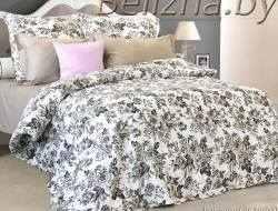 Двуспальное постельное белье «Либерти»