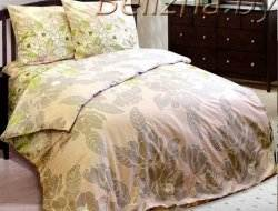 Двуспальное постельное белье «Магнолия в цвете»