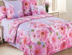 Двуспальное постельное белье «Миндаль 02»