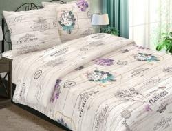 Двуспальное постельное белье «Парфюм»