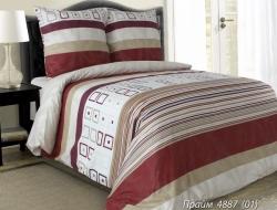 Двуспальное постельное белье «Прайм»