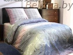Двуспальное постельное белье «Жаккард-сатин»
