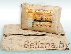 Двуспальное одеяло из верблюжьей шерсти Nesaden 172х205