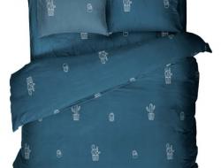 Семейное постельное белье ДУЭТ «Кактусы»
