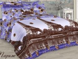 Семейное постельное белье ДУЭТ «Париж»