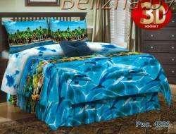 Полуторное постельное белье «4292»