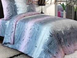 Полуторное постельное белье «Жаккард»