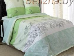 Полуторное постельное белье «Миндаль»