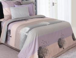 Двуспальное постельное белье из бязи «Raven 5695 (01)»