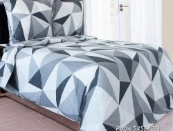 Двуспальное постельное белье из бязи «Родж 01»