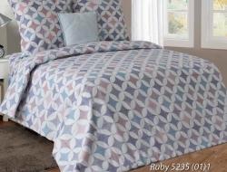 Семейное постельное белье ДУЭТ «Ruby 5235(01)»