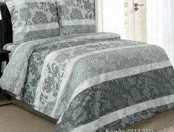 Семейное постельное белье ДУЭТ из бязи «Бордо-03»