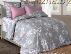 Семейное постельное белье ДУЭТ из бязи «Бергамо»