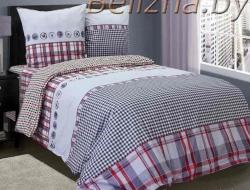 Семейное постельное белье ДУЭТ из бязи «Данко»