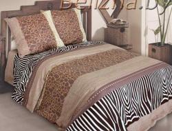 Семейное постельное белье ДУЭТ из бязи «Малибу»