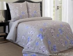 Полуторное постельное белье из бязи «Севилья 4979(04)»
