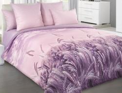 Семейное постельное белье ДУЭТ из поплина «Утренние лучи»