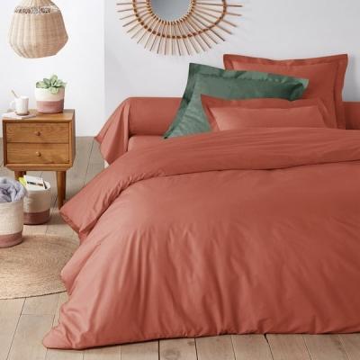 Полуторное постельное белье из сатина «003-1»