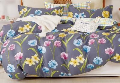 Полуторное постельное белье из твил-сатина «20-50»