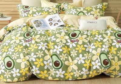 Двуспальное постельное белье из твил-сатина «21-55»