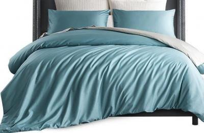 Двуспальное постельное белье из сатина «5313»