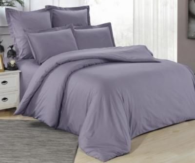Полуторное постельное белье из сатина «5321»