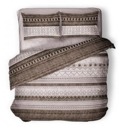 Полуторное постельное белье из бязи «5535-02»