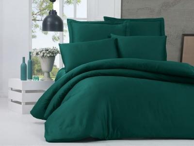 Двуспальное постельное белье из сатина «5613»