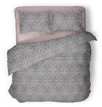 Полуторное постельное белье из бязи «5932»