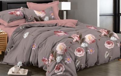 Двуспальное постельное белье из поплина «981»