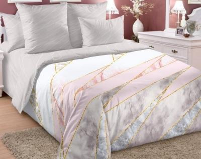 Двуспальное постельное белье из поплина «Атика»