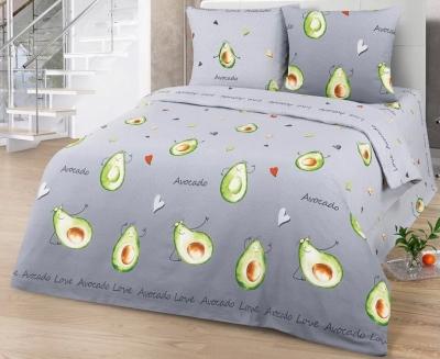 Постельное белье ДУЭТ из бязи «Авокадо»